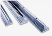 STAR rails for linear bearings