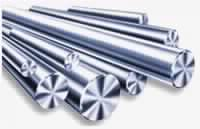 STAR shafts for linear bearings